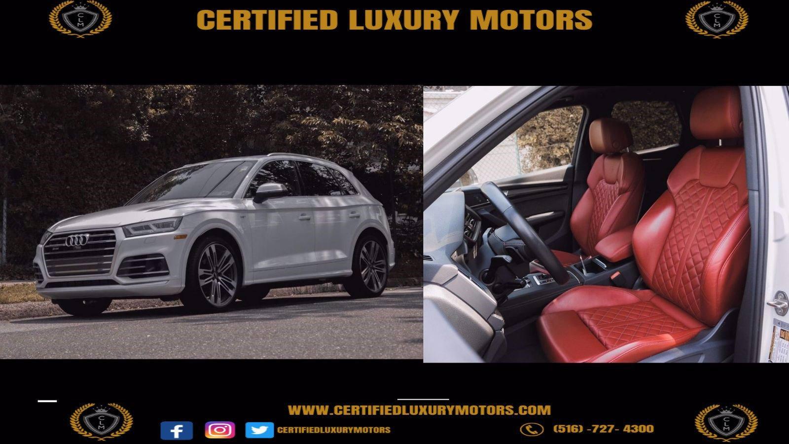 Used 2018 Audi SQ5 Prestige   Great Neck, NY