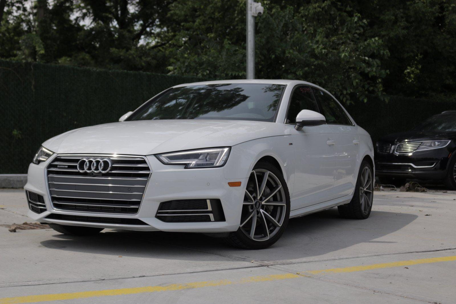 Used 2017 Audi A4 Prestige | Great Neck, NY
