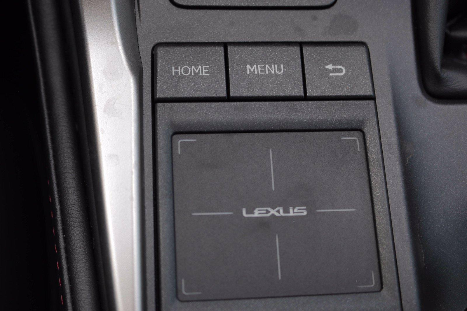 Used-2017-Lexus-NX-Turbo-F-Sport