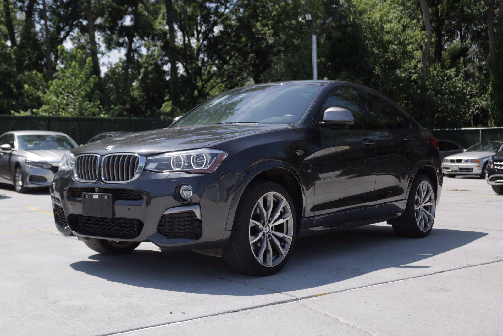 Used 2017 BMW X4 M40i   Great Neck, NY