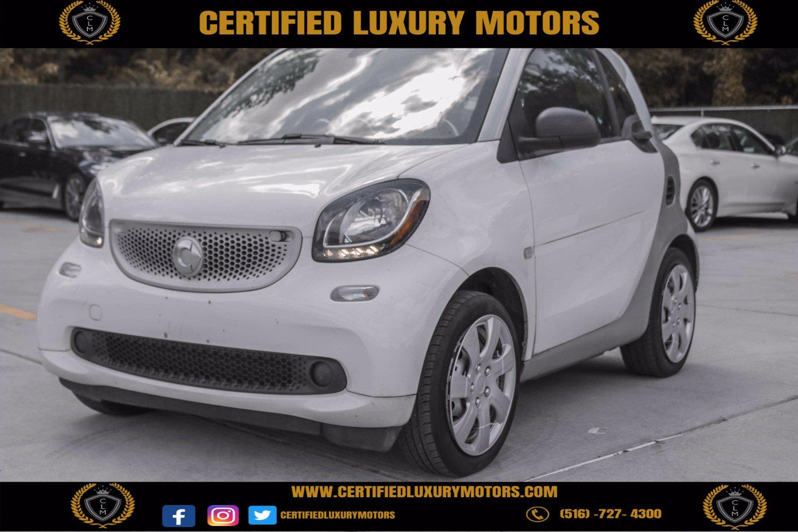 Used 2016 smart fortwo Passion | Great Neck, NY