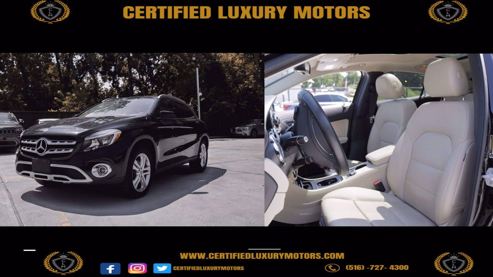 Used 2018 Mercedes-Benz GLA 250 4MATIC  | Great Neck, NY