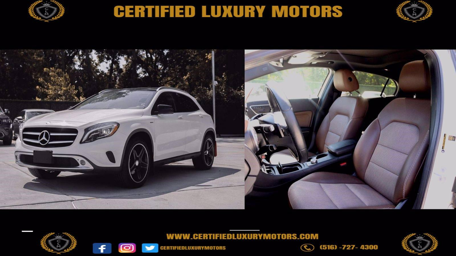 Used 2015 Mercedes-Benz GLA 250 4MATIC    Great Neck, NY