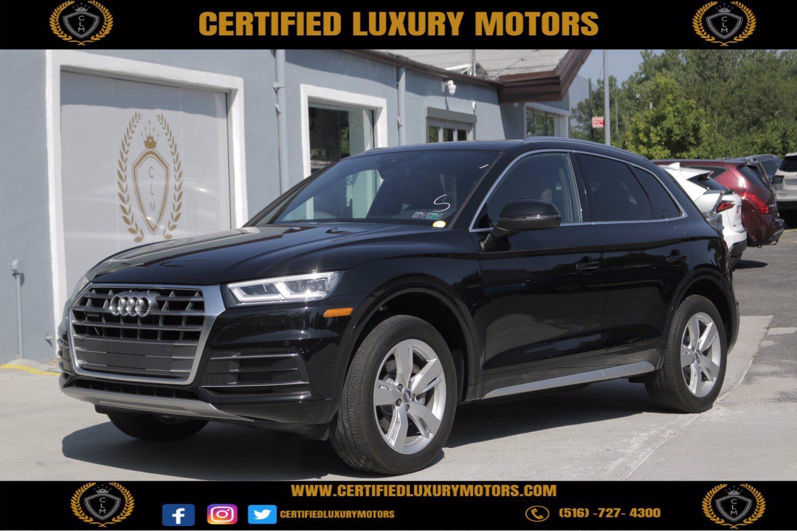 Used 2018 Audi Q5 Tech Premium Plus   Great Neck, NY