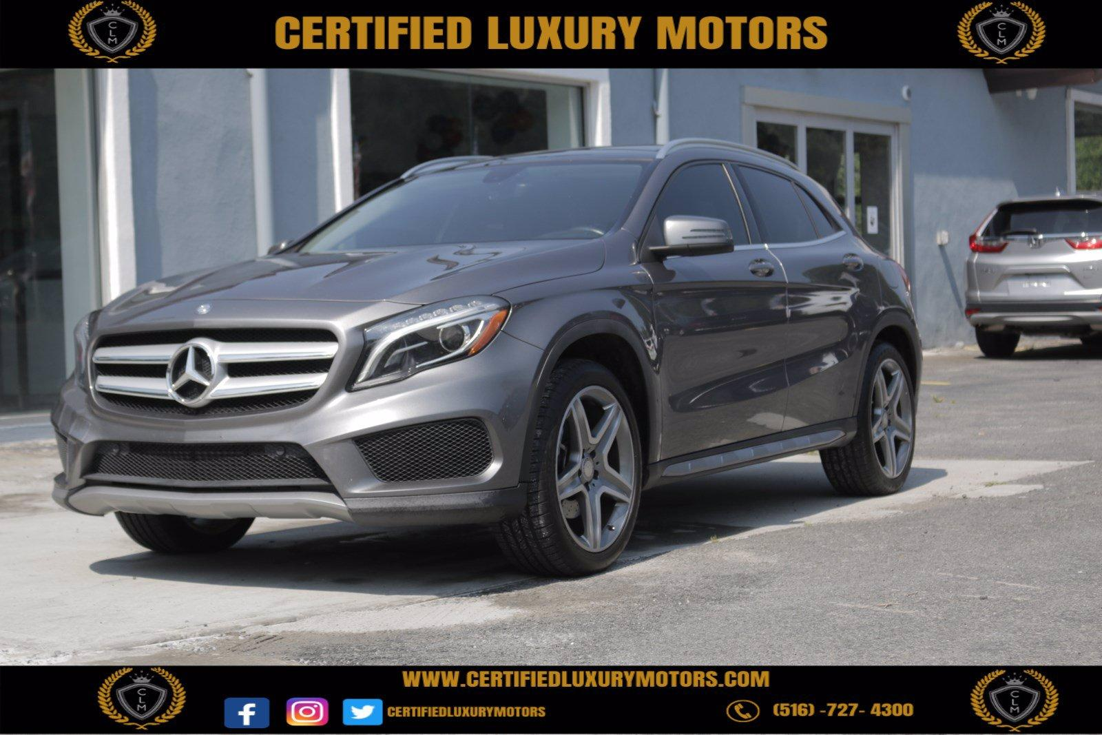 Used 2015 Mercedes-Benz GLA 250 4MATIC  | Great Neck, NY