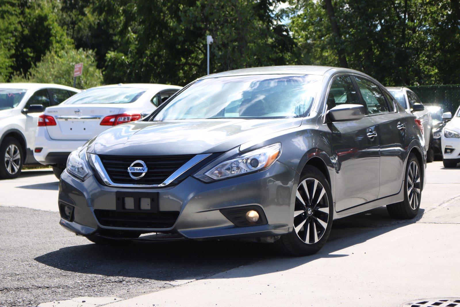 Used 2018 Nissan Altima 2.5 SV   Great Neck, NY