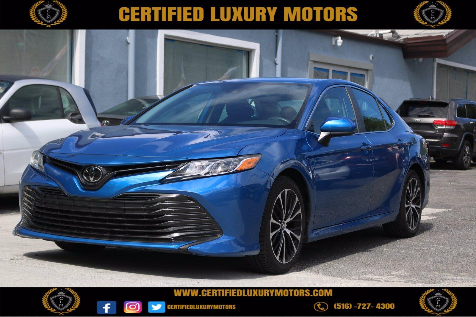 Used 2019 Toyota Camry LE | Great Neck, NY