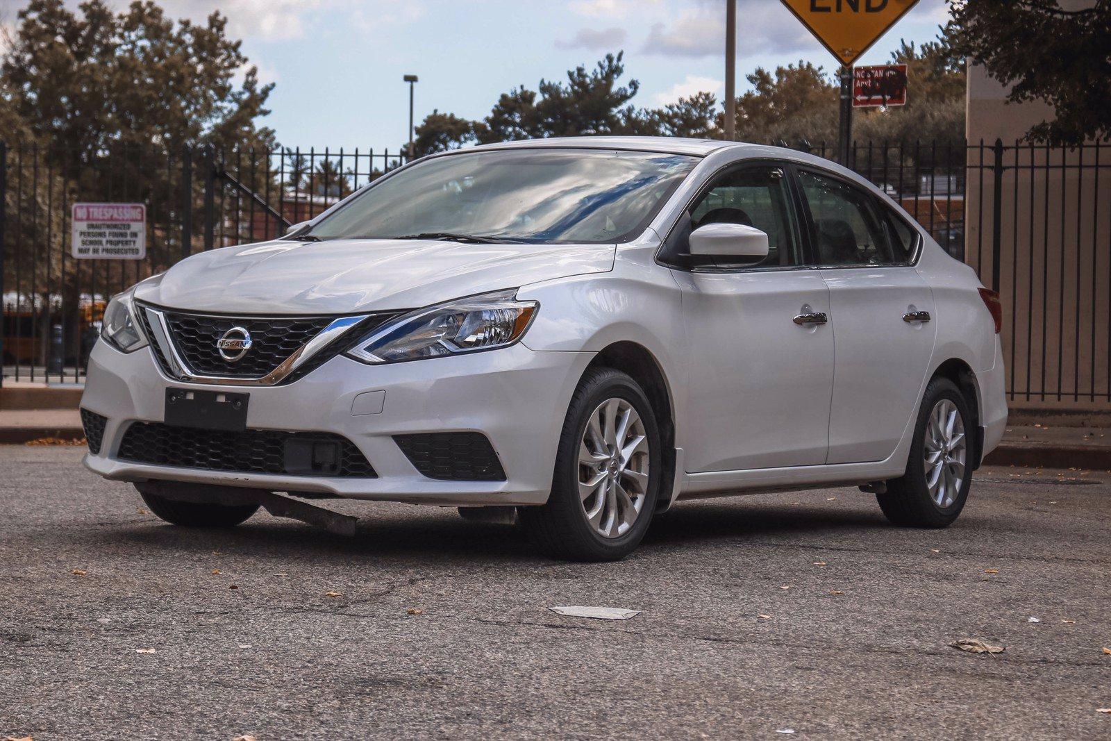 Used 2018 Nissan Sentra SV | Great Neck, NY