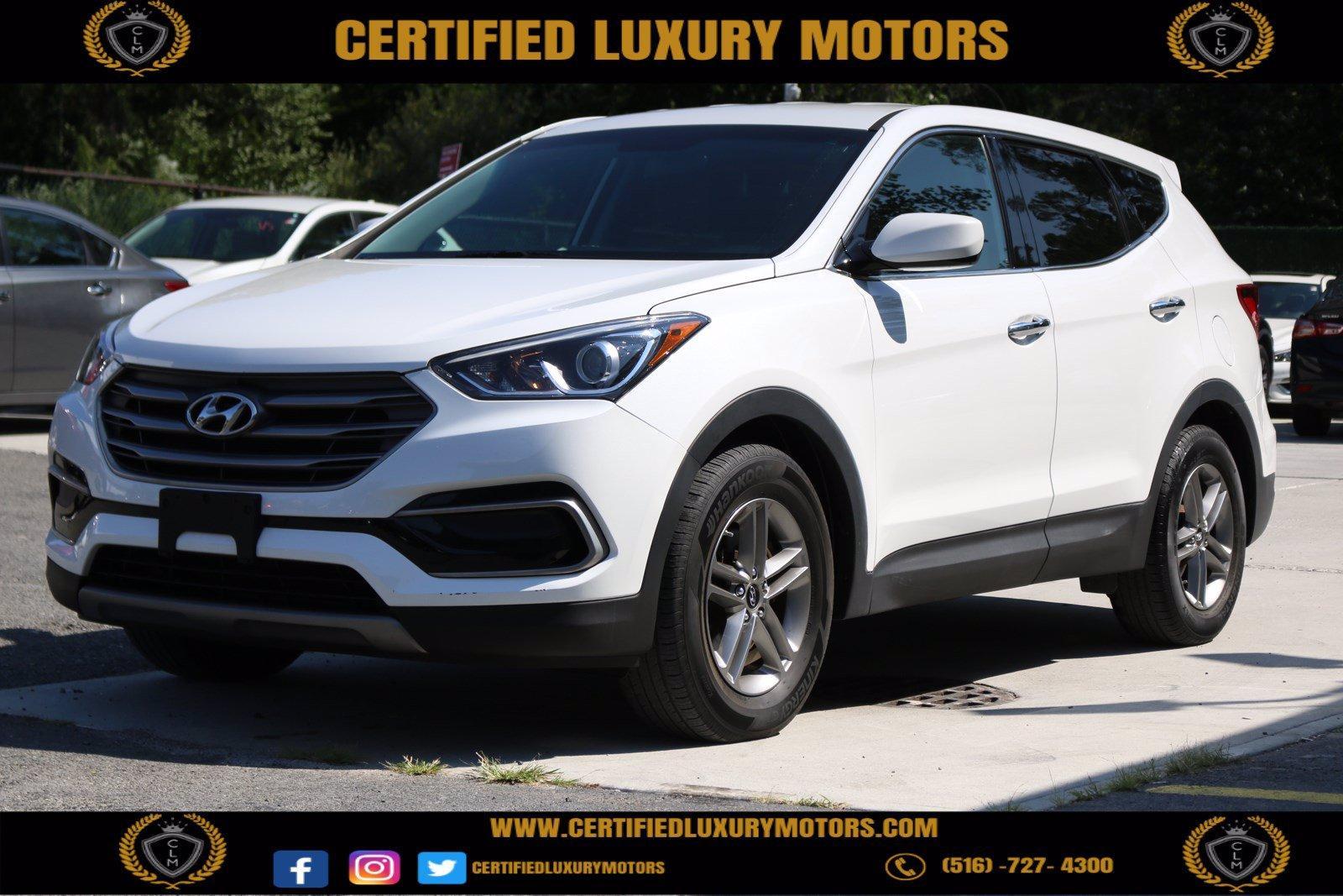 Used 2017 Hyundai Santa Fe Sport 2.4L | Great Neck, NY