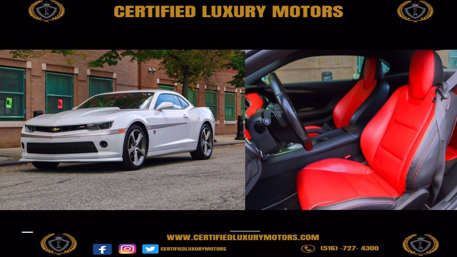 Used 2015 Chevrolet Camaro LT | Great Neck, NY