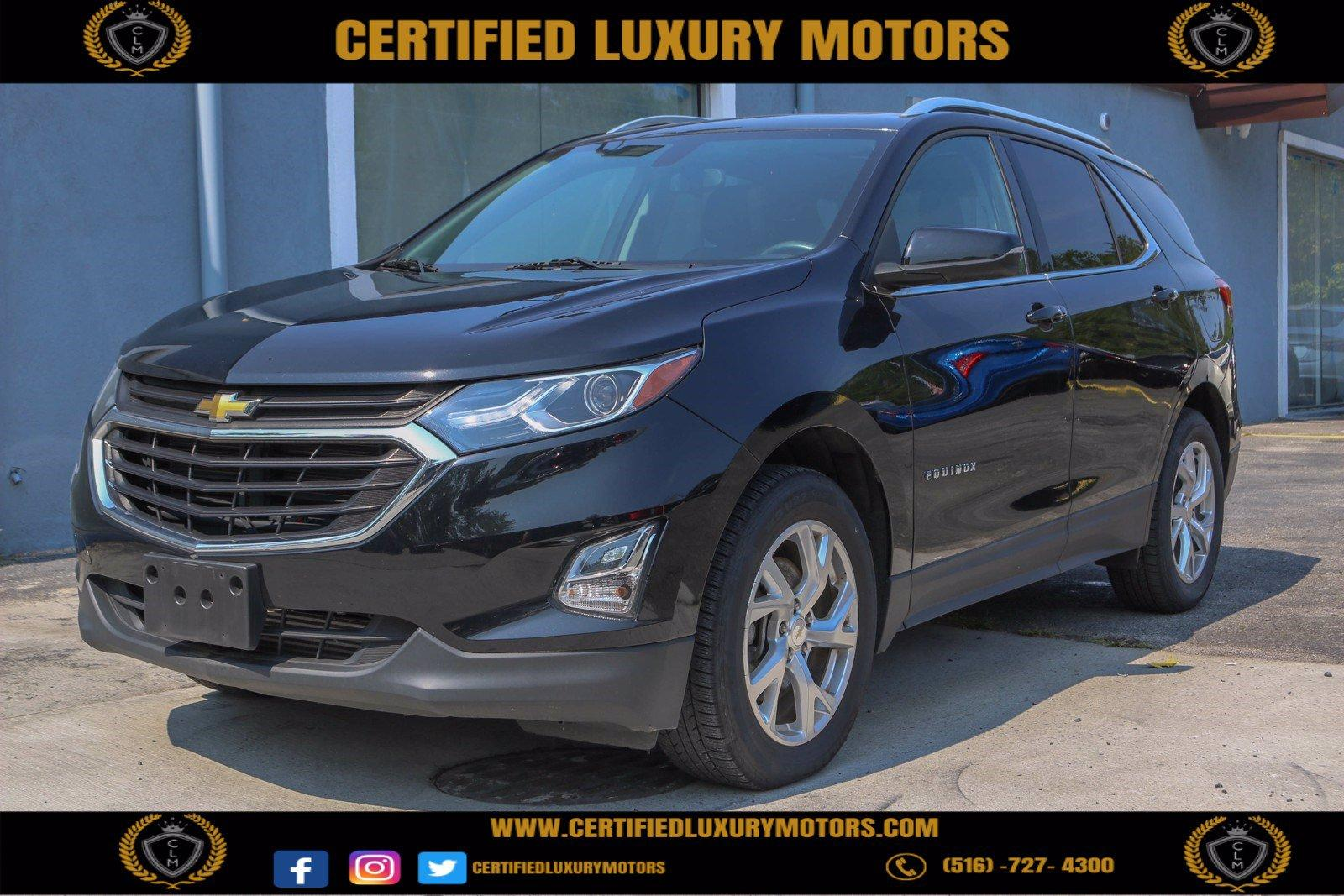 Used 2018 Chevrolet Equinox LT   Great Neck, NY