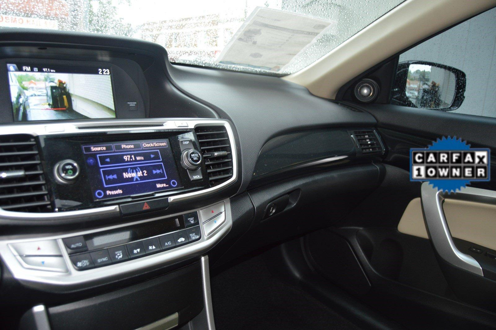 2014 Honda Accord Coupe Ex L V6 Stock 3727 For Sale Near Great