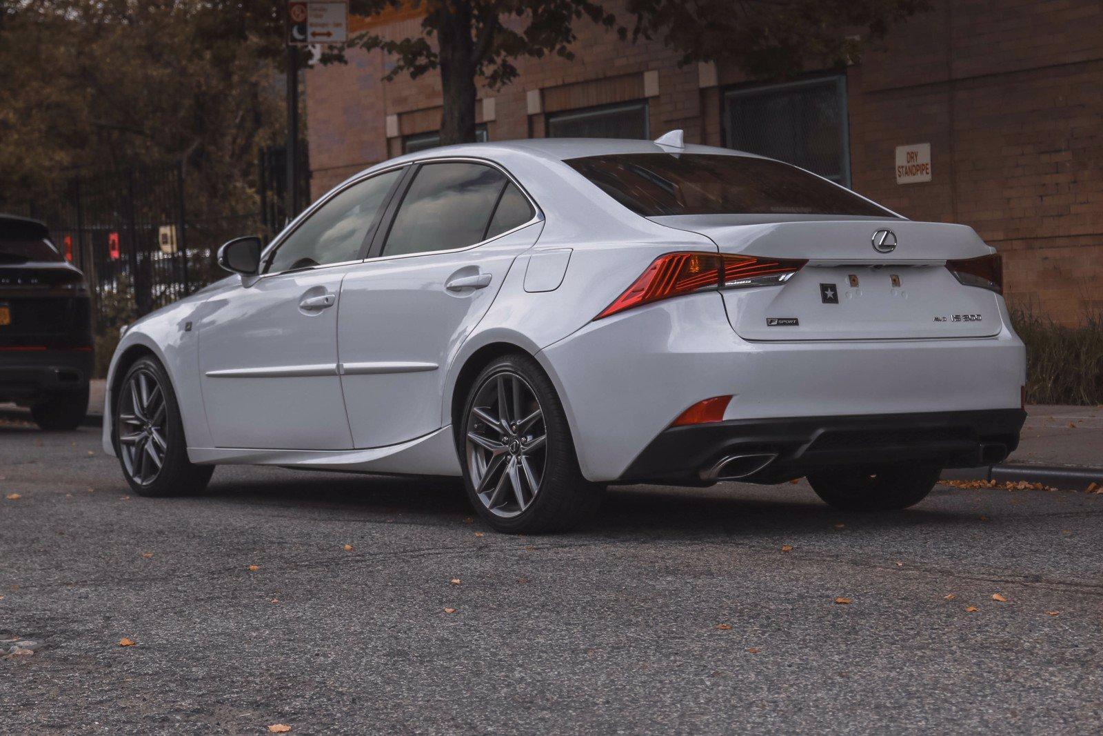 Used-2018-Lexus-IS-300-F-Sport