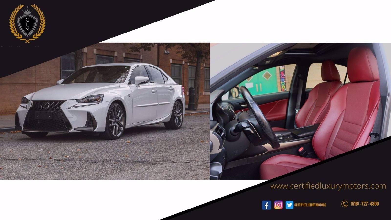 Used 2018 Lexus IS 300 F Sport  | Great Neck, NY
