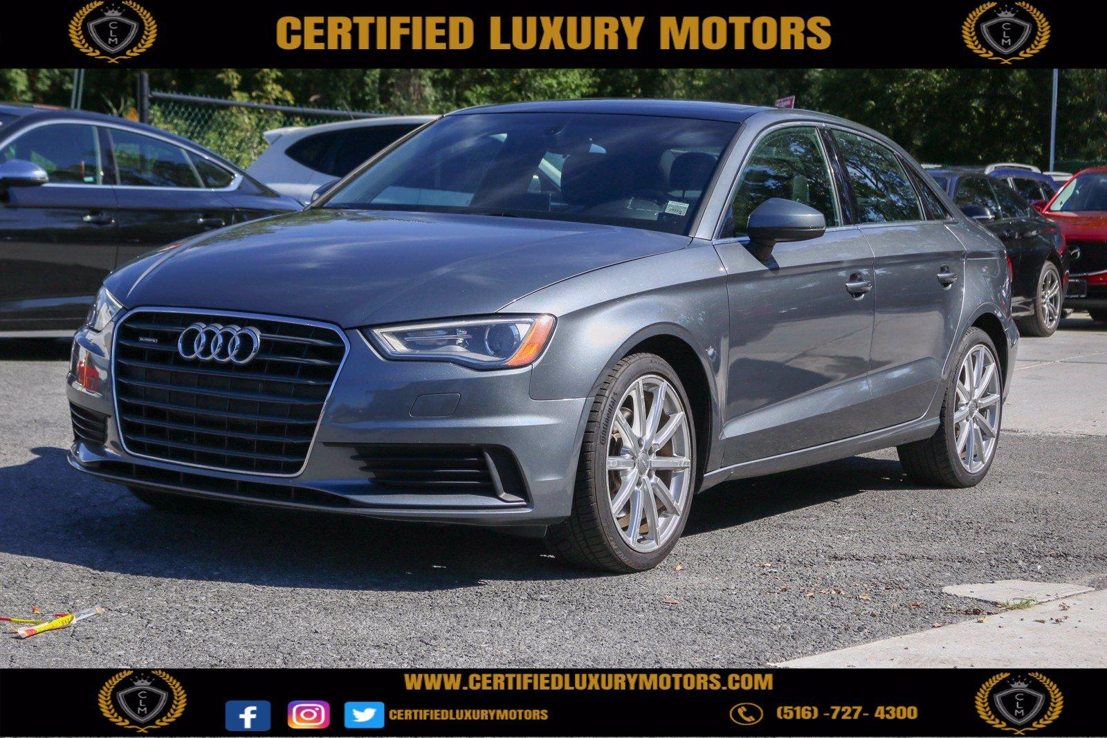 Used 2016 Audi A3 2.0T Premium (CASH ONLY)  | Great Neck, NY