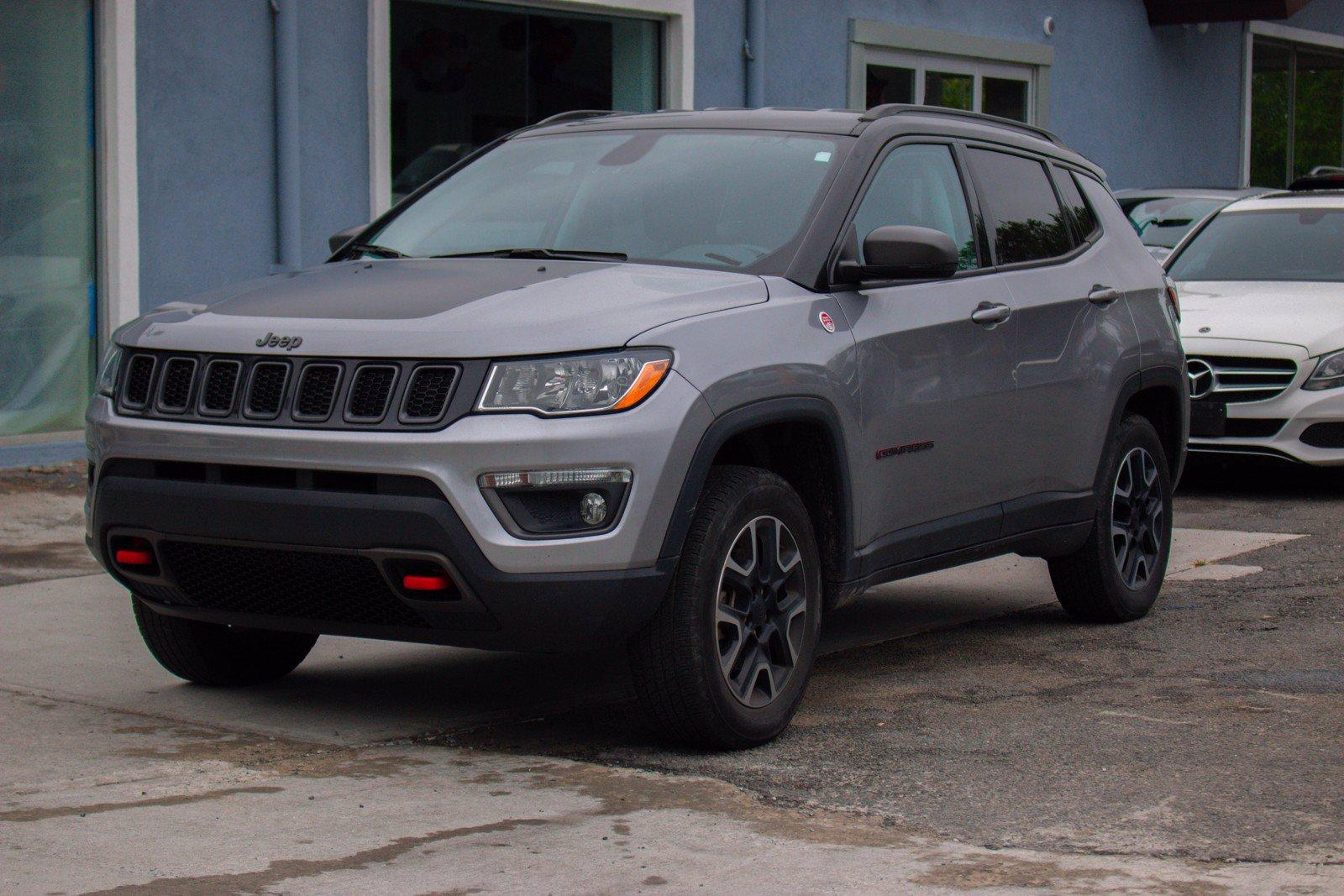 Used 2019 Jeep Compass Trailhawk | Great Neck, NY
