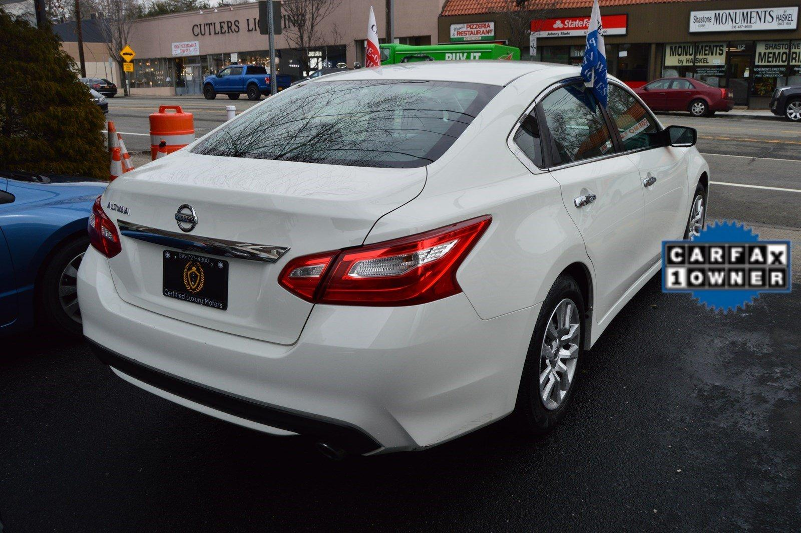 2016 nissan altima 2 5 s stock 6234 for sale near great for Certified luxury motors great neck ny