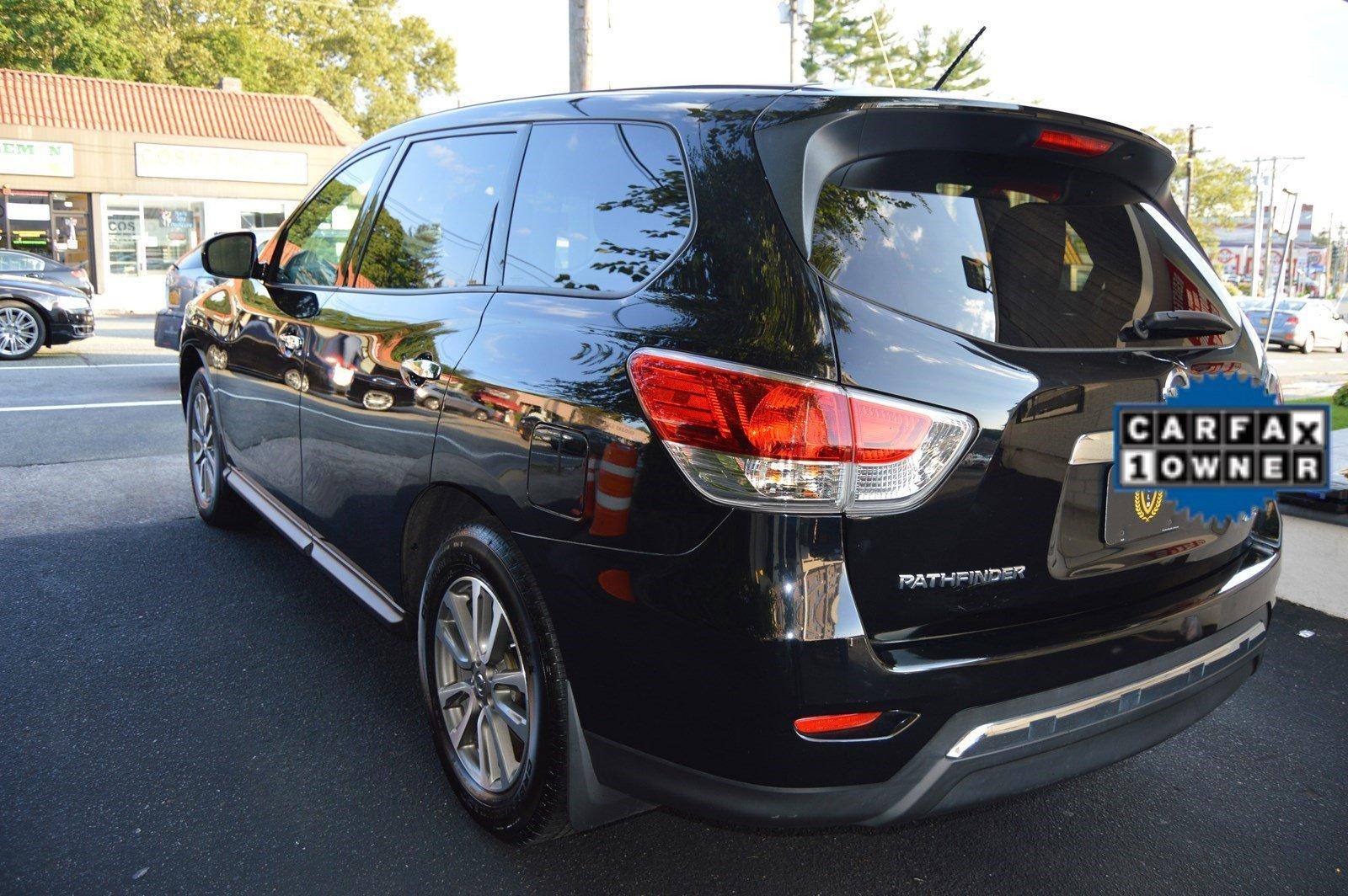 2014 nissan pathfinder s stock 4392 for sale near great for Certified luxury motors great neck ny