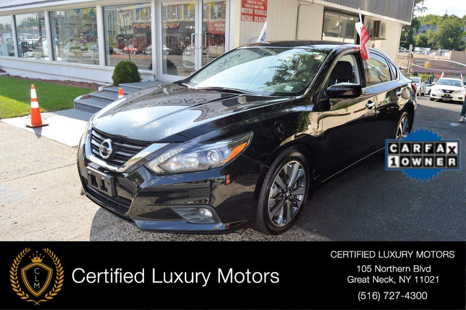 2016 Nissan Altima 2.5 SR Stock # 1443 for sale near Great Neck, NY ...