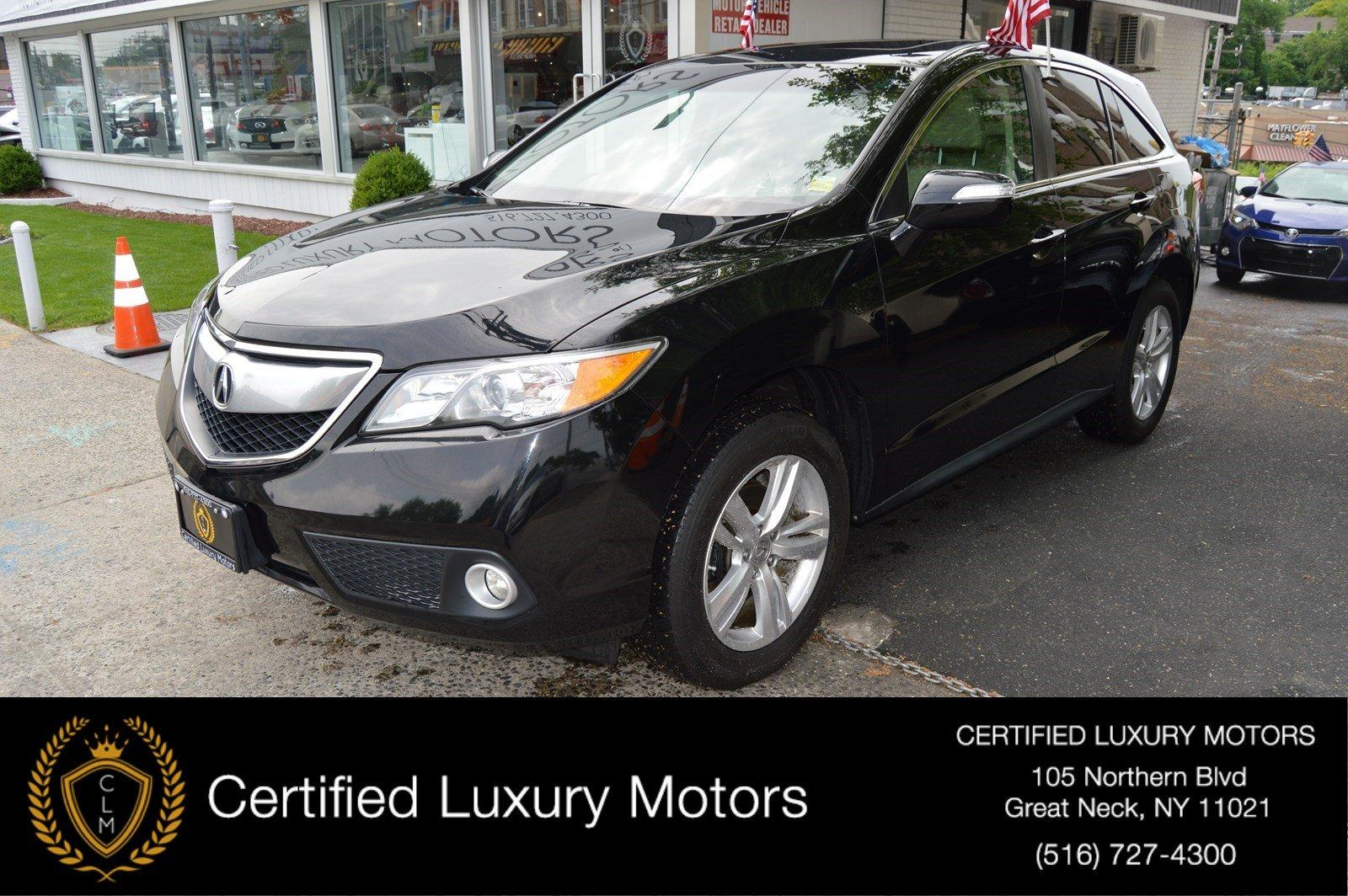 Used 2015 Acura RDX Tech Pkg | Great Neck, NY