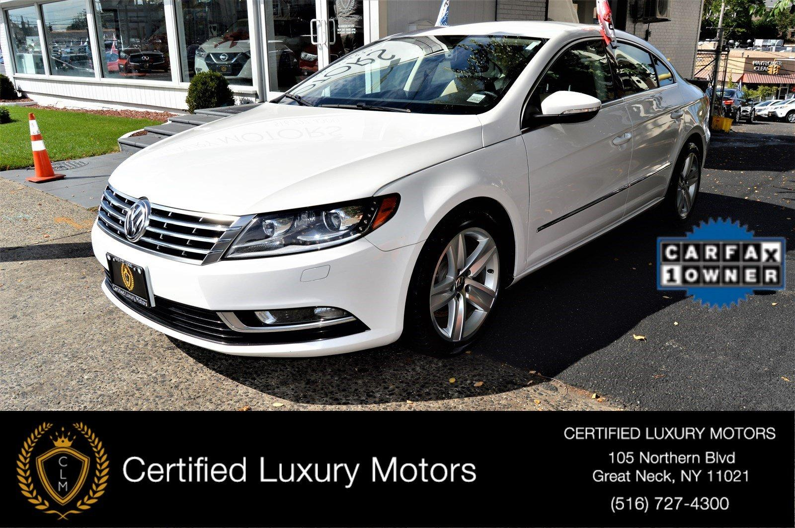 2013 Volkswagen CC Sport Stock # 2677 for sale near Great Neck, NY ...