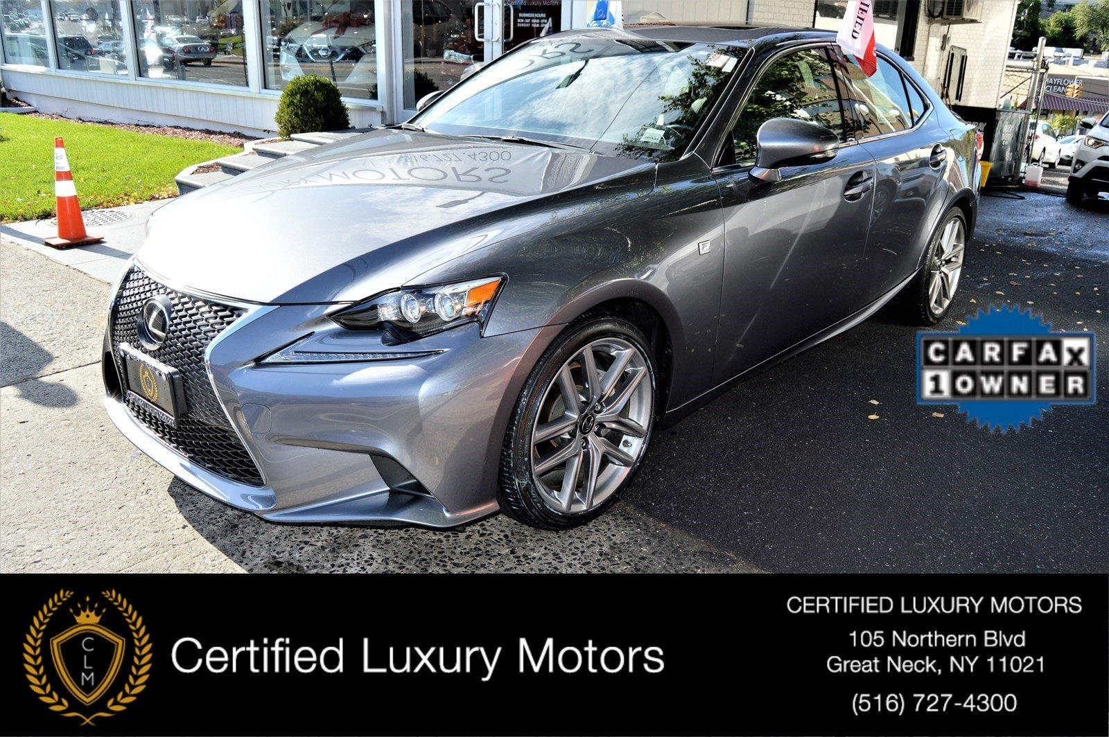 2015 Lexus Is 250 For Sale >> 2015 Lexus IS 250 AWD F-SPORT Stock # 9006 for sale near Great Neck, NY | NY Lexus Dealer