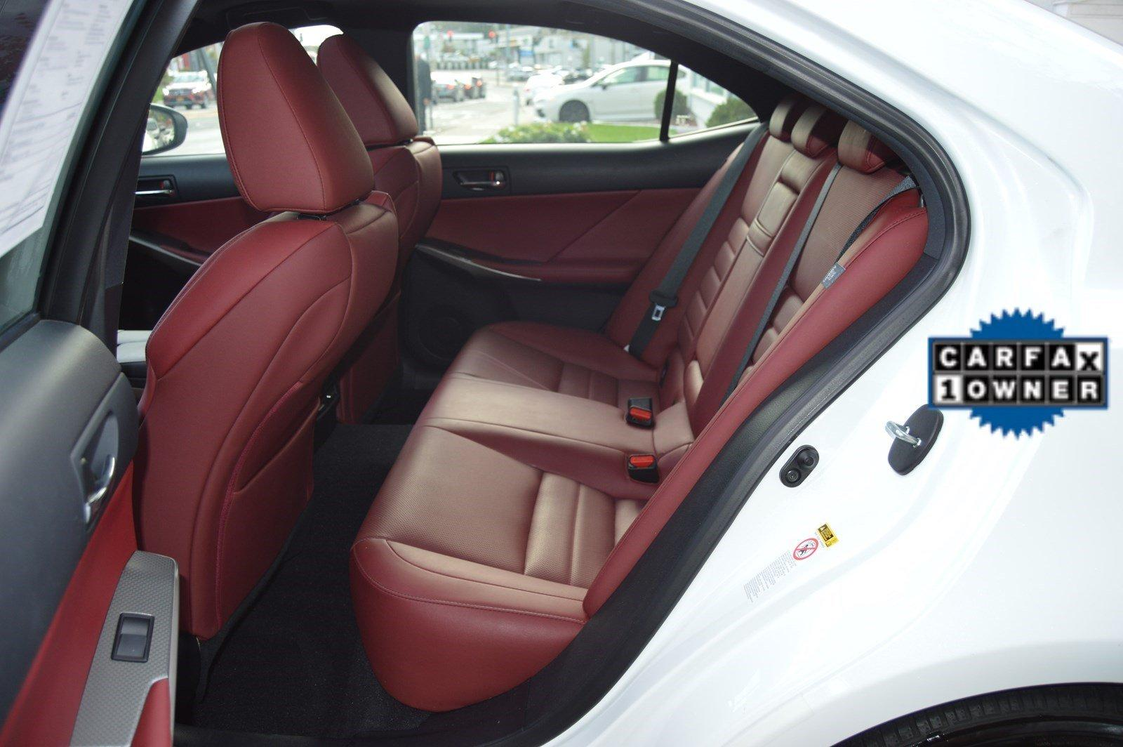 2015 lexus is 250 f sport red interior stock 2286 for sale near great neck ny ny lexus dealer