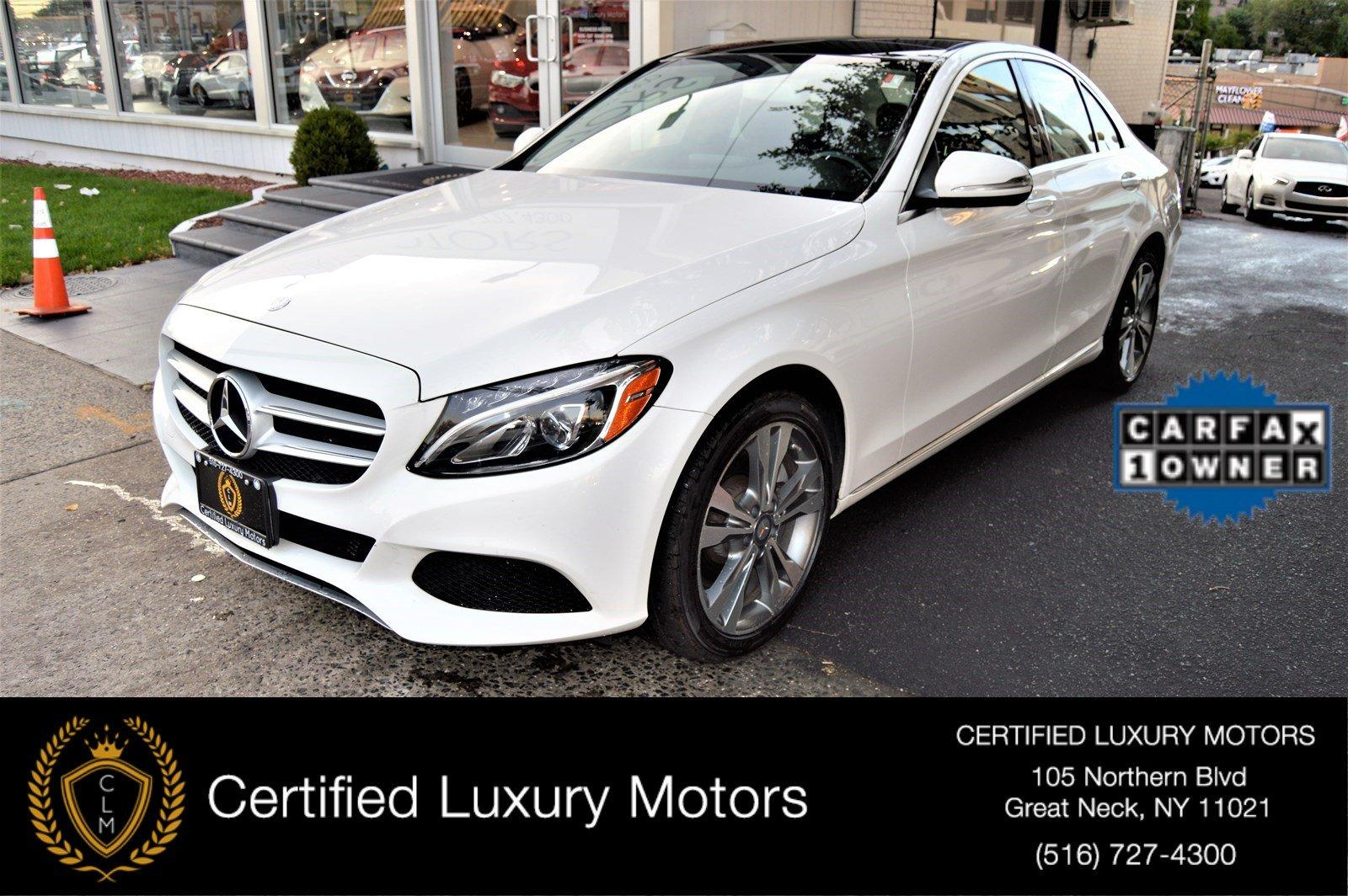 Marvelous Used 2015 Mercedes Benz C Class C 300