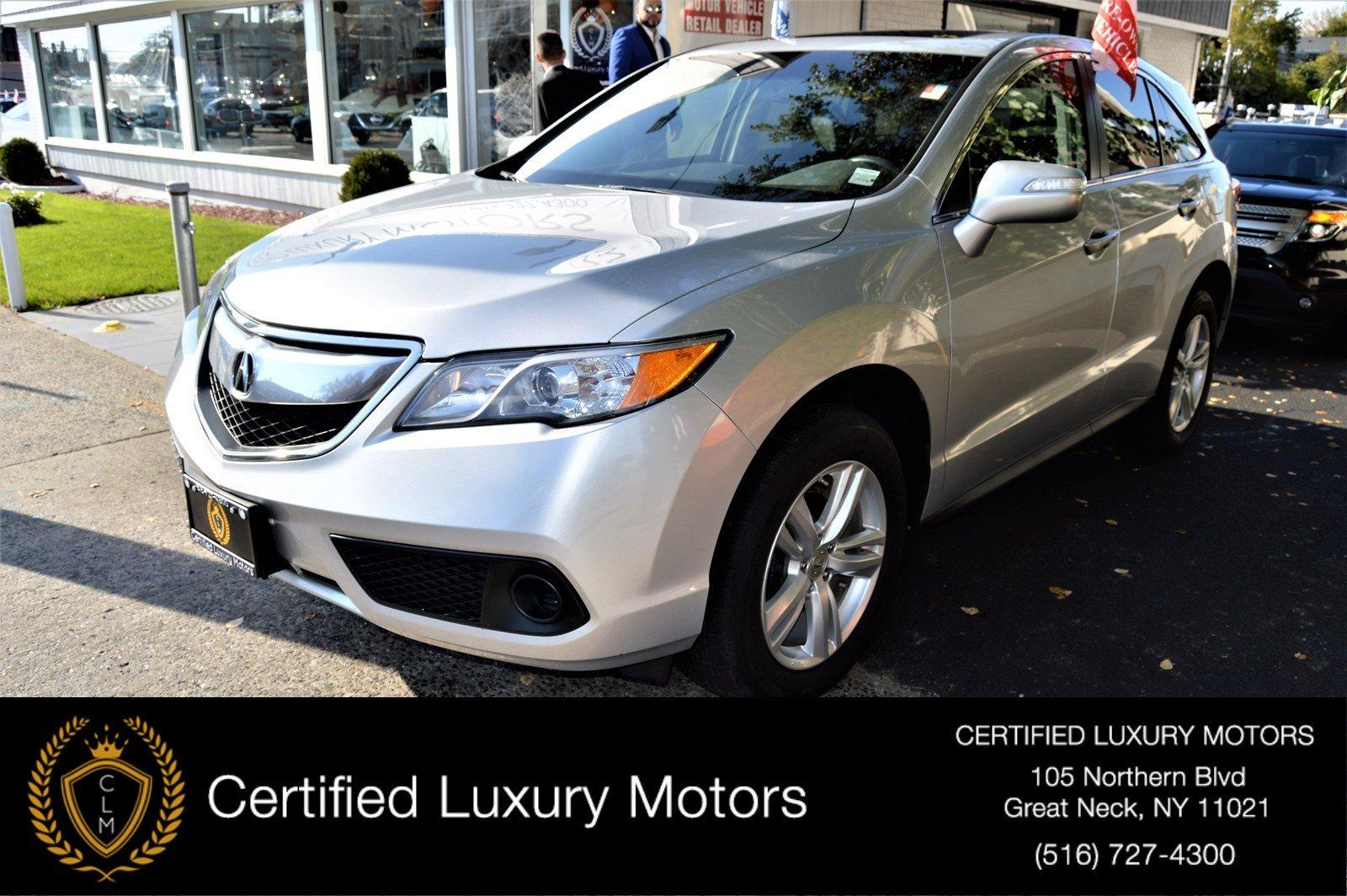 Used 2015 Acura RDX  | Great Neck, NY