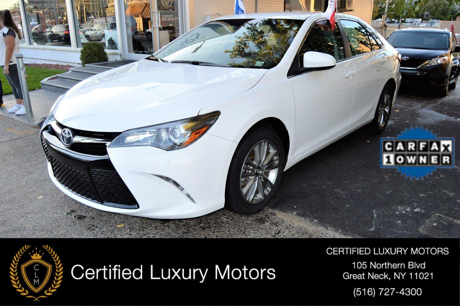 2016 toyota camry se stock 2480 for sale near great neck ny ny toyota dealer. Black Bedroom Furniture Sets. Home Design Ideas