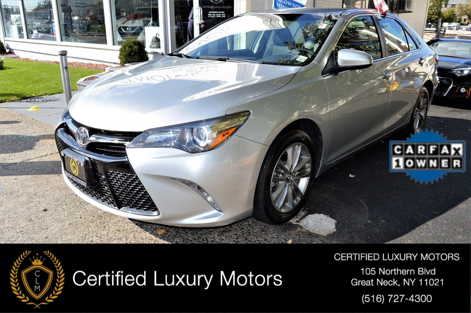 2015 toyota camry se stock 9210 for sale near great neck ny ny toyota dealer. Black Bedroom Furniture Sets. Home Design Ideas