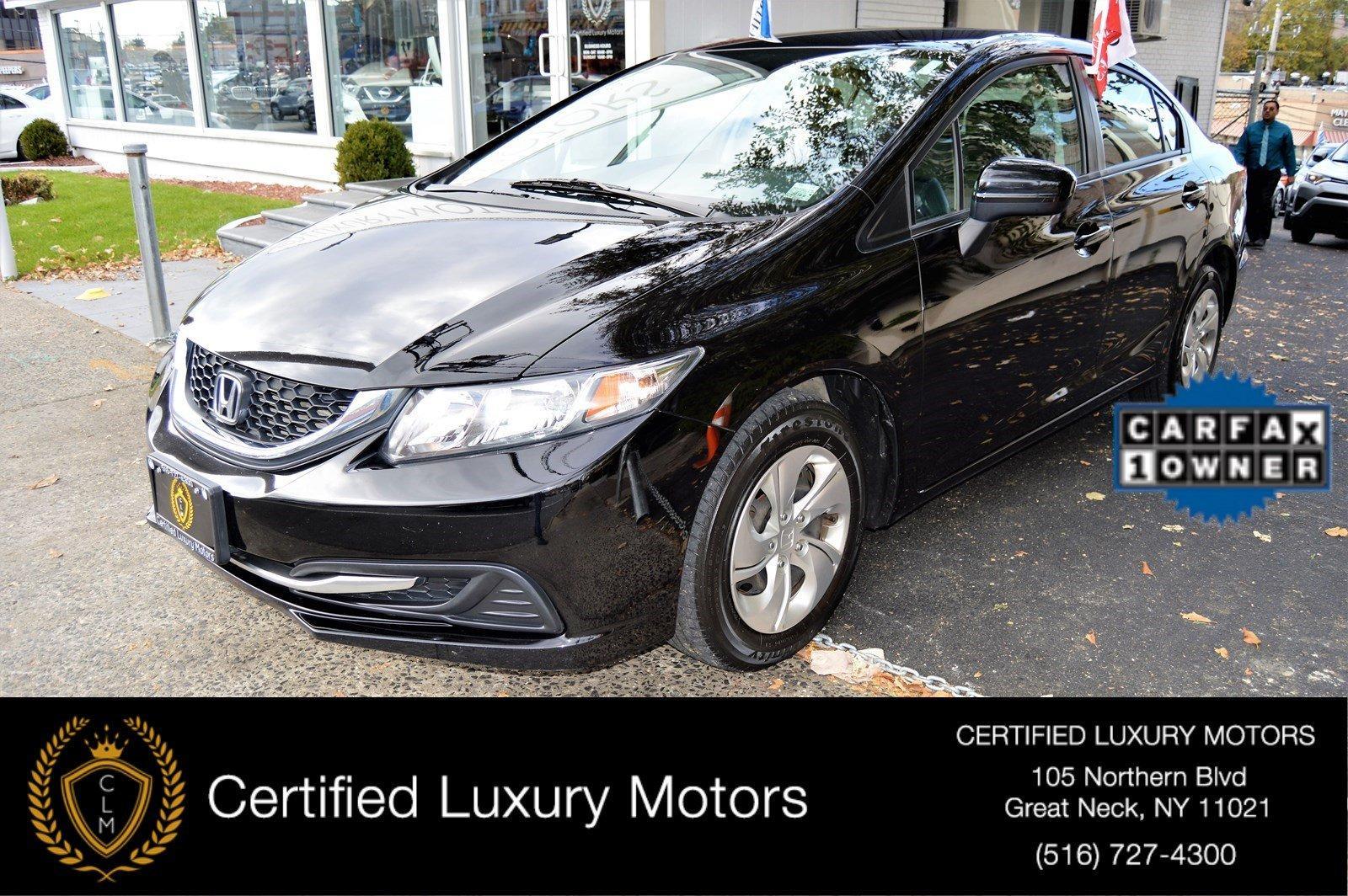 2015 honda civic sedan lx stock 4091 for sale near great for Honda northern blvd
