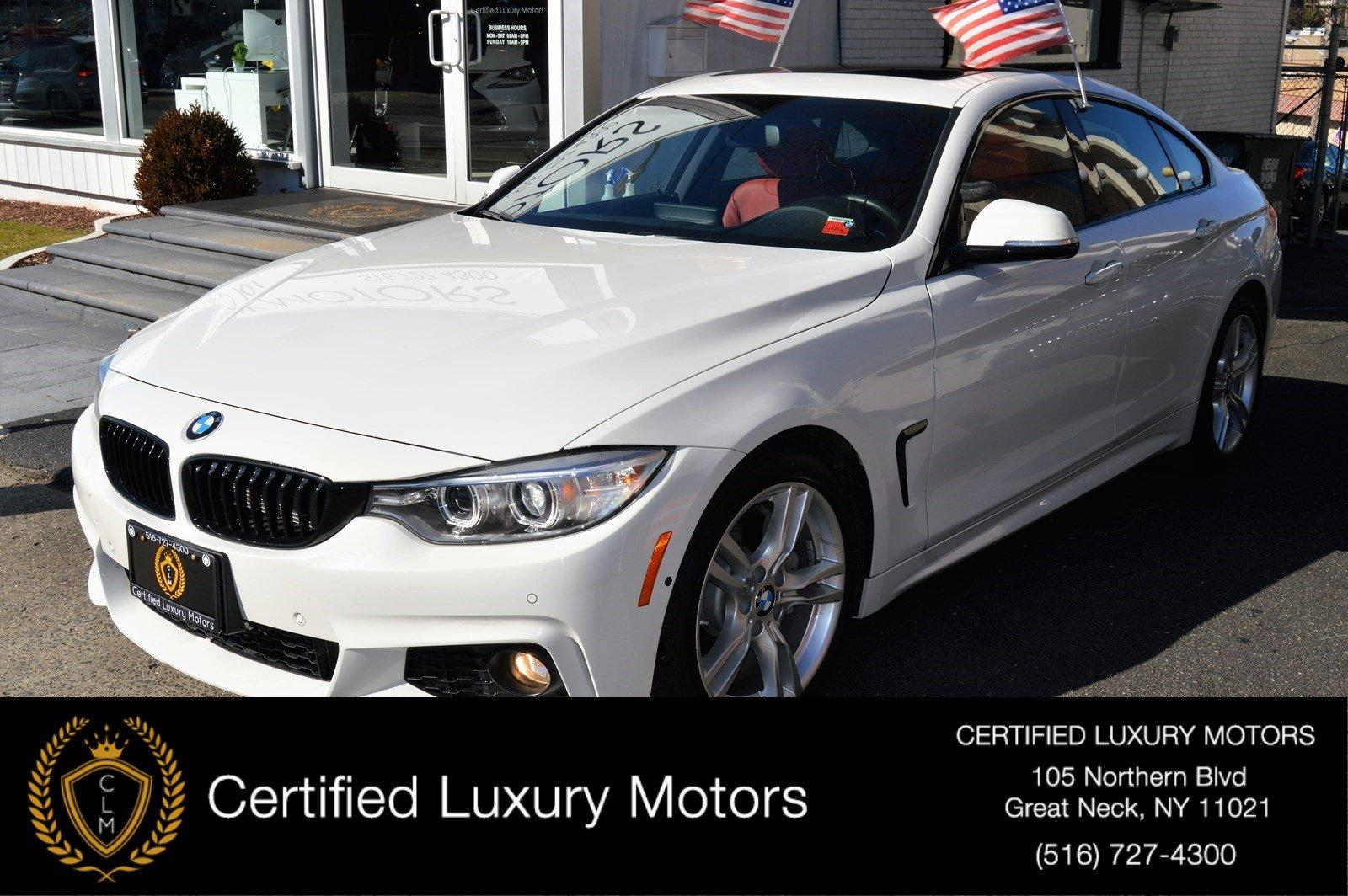 Used 2016 BMW 4 Series 428i (RED INTERIOR/NAVI/SPORTS PKG) | Great Neck, NY