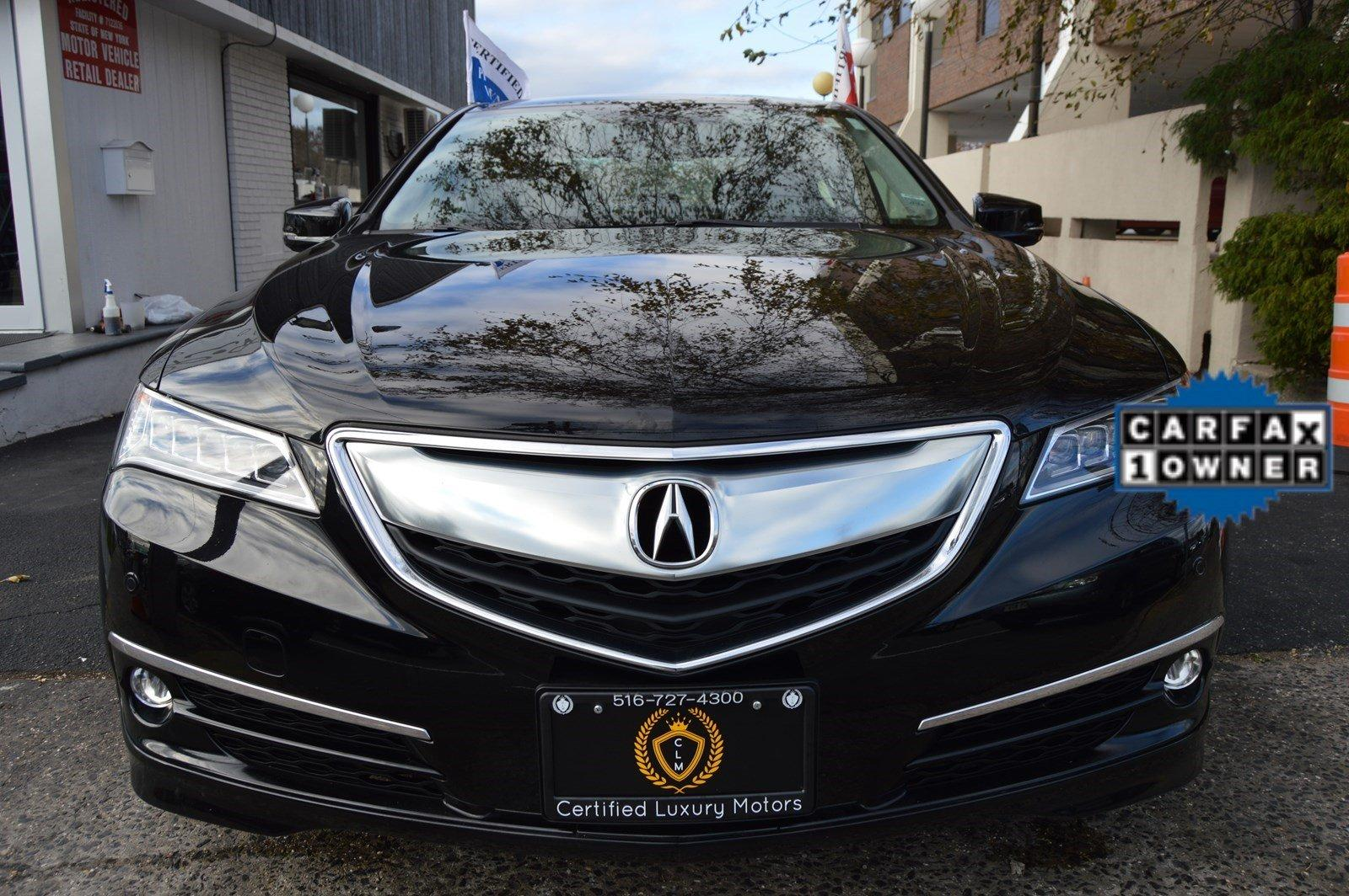 2015 acura tlx v6 advance stock 1826 for sale near great neck ny ny acura dealer. Black Bedroom Furniture Sets. Home Design Ideas