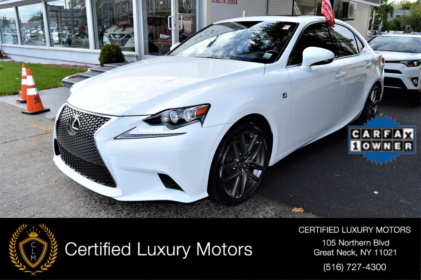 Used 2014 Lexus IS 250 AWD F SPORT