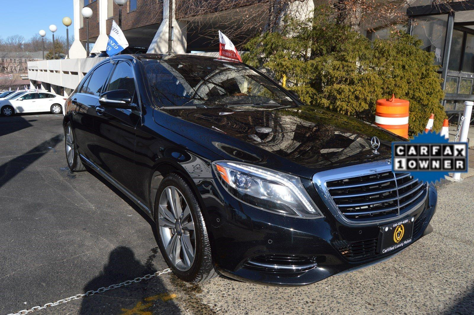 2015 mercedes benz s class s 550 4 matic stock 7699 for for Certified luxury motors great neck ny