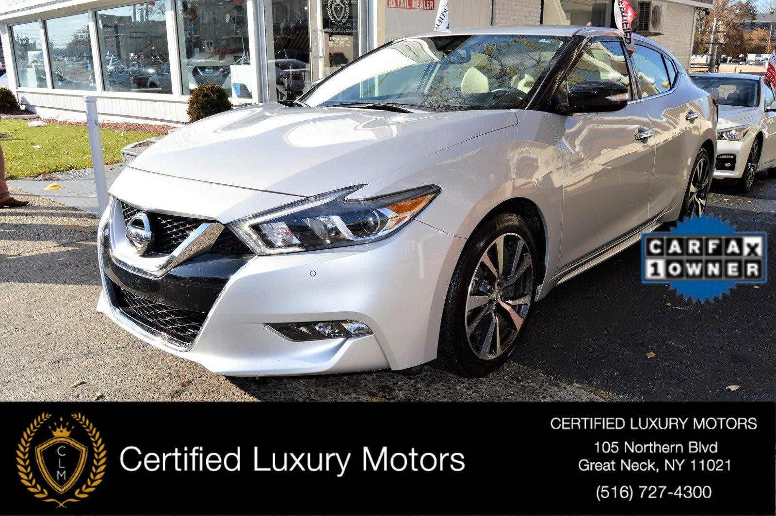 Used 2017 Nissan Maxima SV | Great Neck, NY