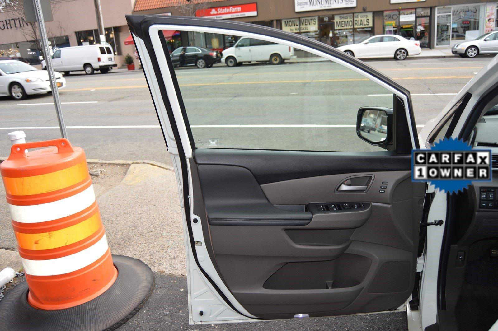 2012 honda odyssey touring elite stock t4695 for sale for Certified luxury motors great neck ny