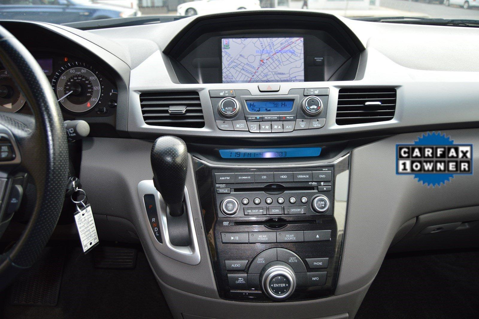 2012 Honda Odyssey Touring Elite Stock T4695 For Sale