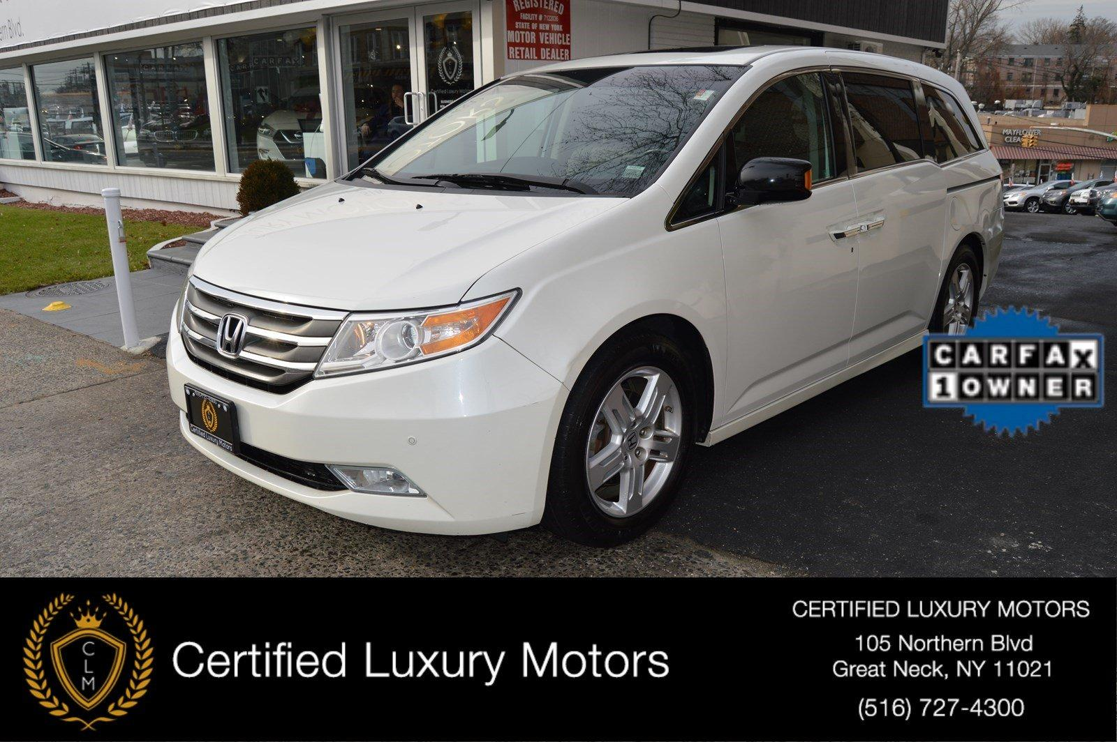 2012 honda odyssey touring elite stock t4695 for sale near great neck ny ny honda dealer. Black Bedroom Furniture Sets. Home Design Ideas