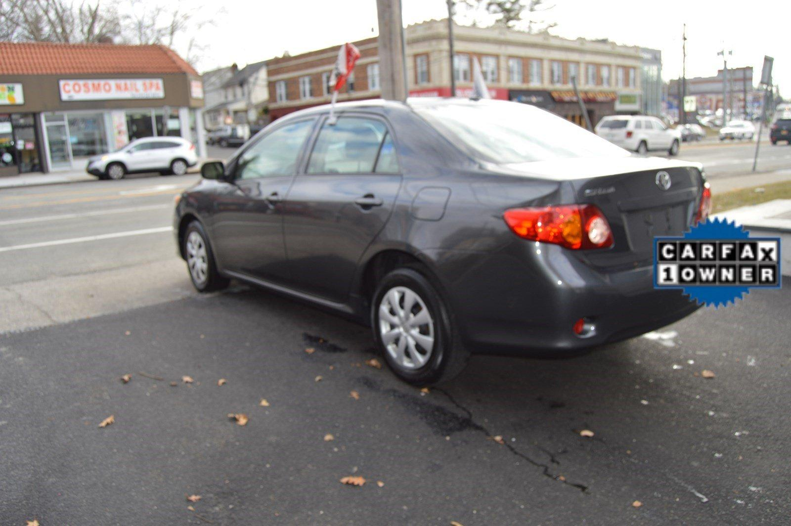 2010 toyota corolla le stock t6948 for sale near great neck ny ny toyota dealer. Black Bedroom Furniture Sets. Home Design Ideas