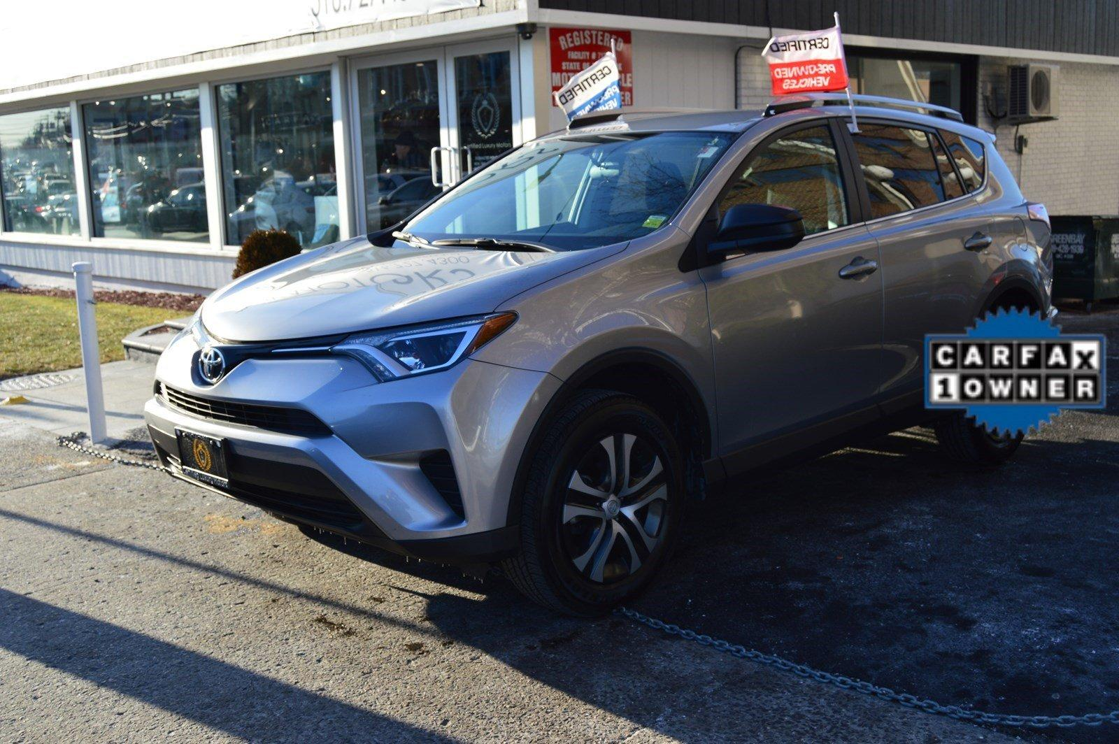 2016 toyota rav4 le stock 2144 for sale near great neck ny ny toyota dealer. Black Bedroom Furniture Sets. Home Design Ideas