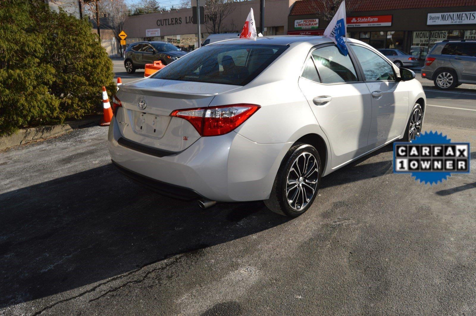 2015 toyota corolla s stock 2084 for sale near great for Certified luxury motors great neck ny