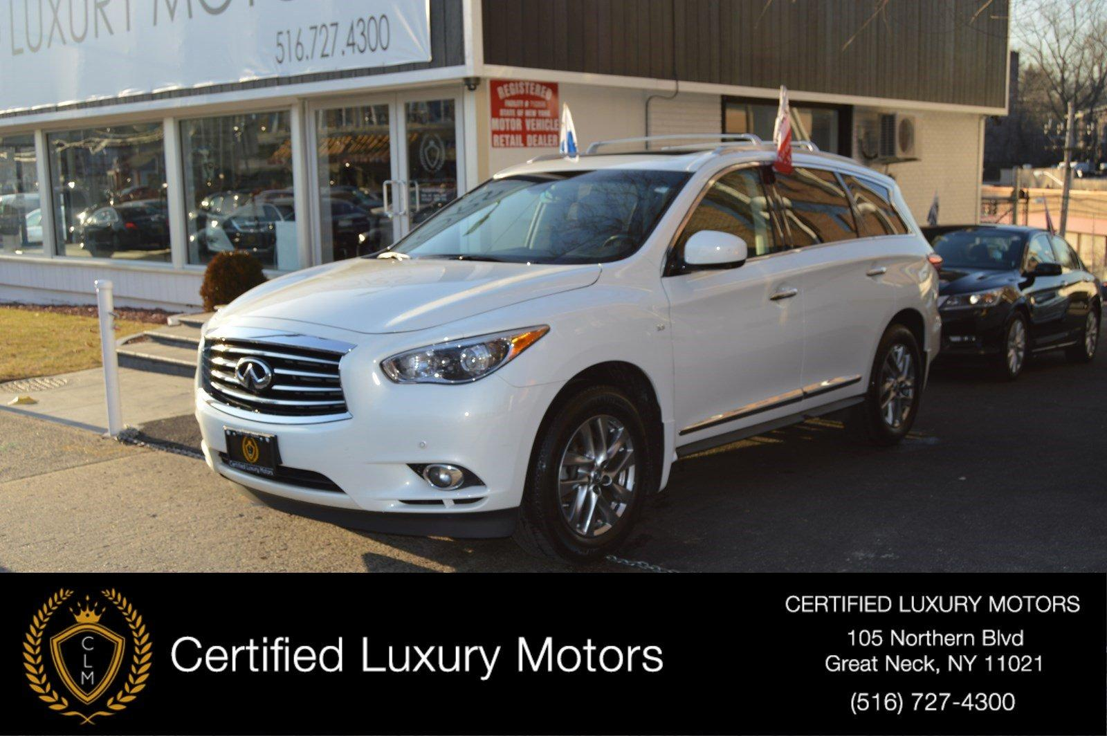 Used 2014 INFINITI QX60  | Great Neck, NY