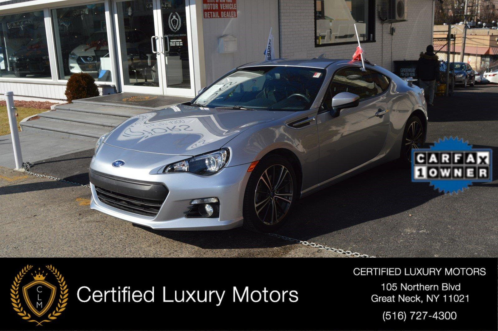 Used 2015 Subaru BRZ Limited | Great Neck, NY