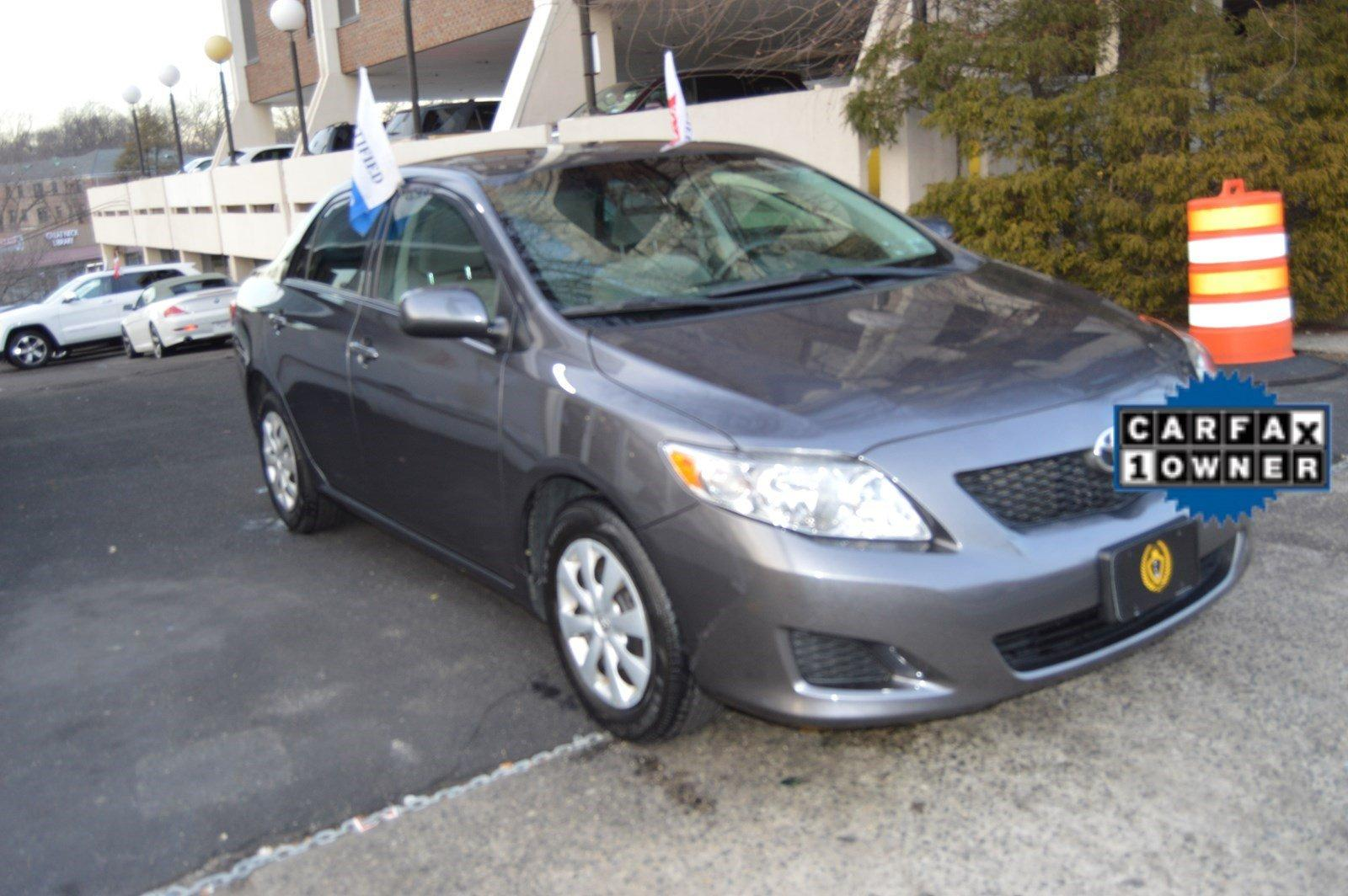 2009 toyota corolla le stock t9530 for sale near great neck ny ny toyota dealer. Black Bedroom Furniture Sets. Home Design Ideas
