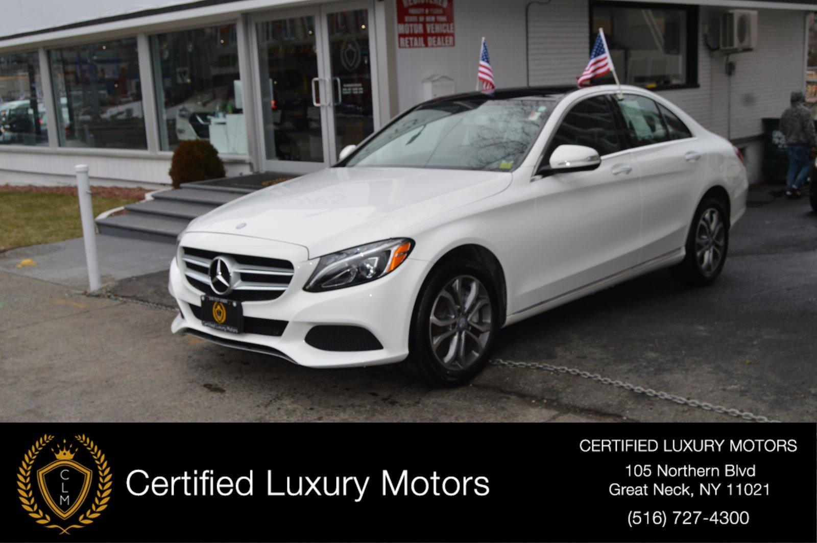 Used 2015 Mercedes-Benz C-Class C 300 Sport | Great Neck, NY