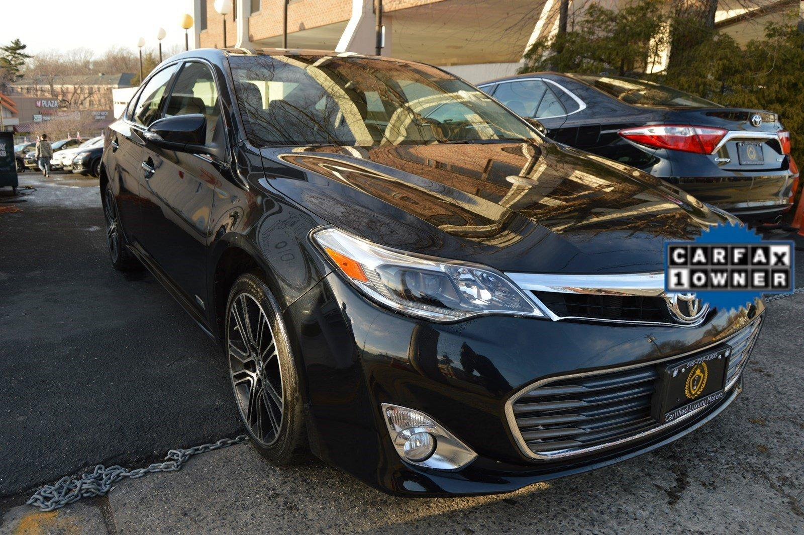 2015 toyota avalon xle touring se stock 7634 for sale near great neck ny ny toyota dealer. Black Bedroom Furniture Sets. Home Design Ideas