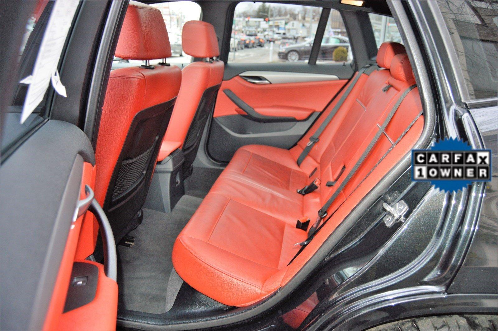2014 Bmw X1 Xdrive28i Red Interior Stock 2787 For Sale Near Great Neck Ny Ny Bmw Dealer