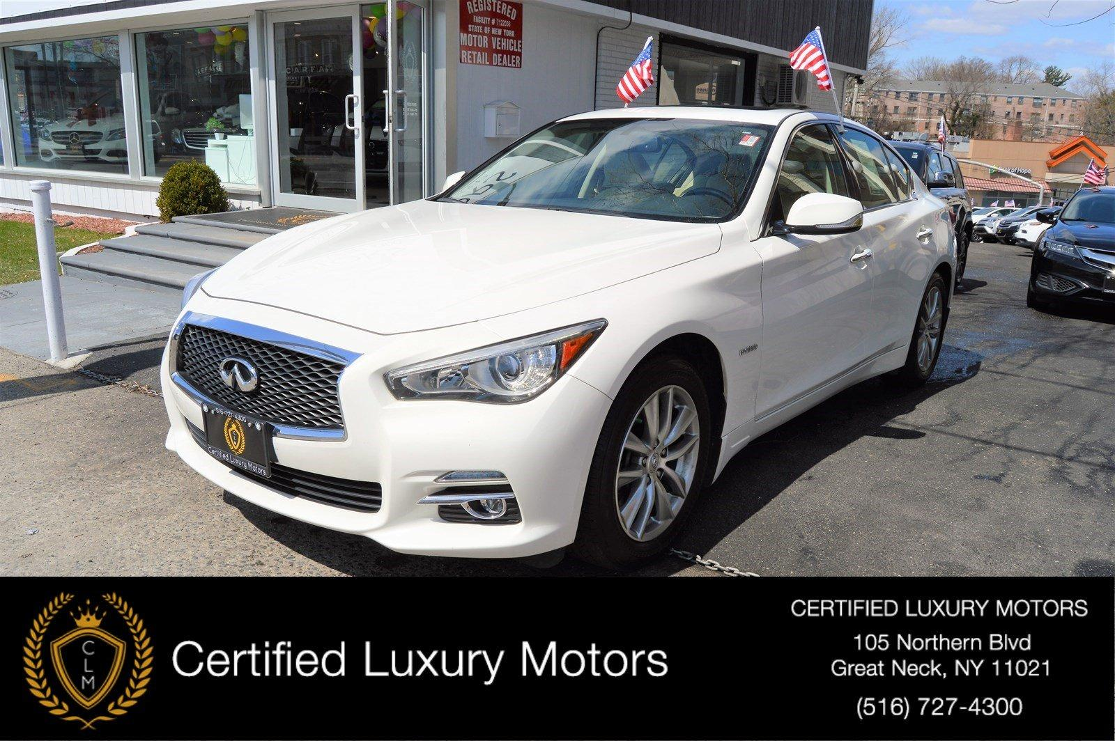2014 infiniti q50 hybrid premium stock 1136 for sale near great neck ny ny infiniti dealer. Black Bedroom Furniture Sets. Home Design Ideas
